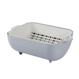Double-Layer Drain Basket