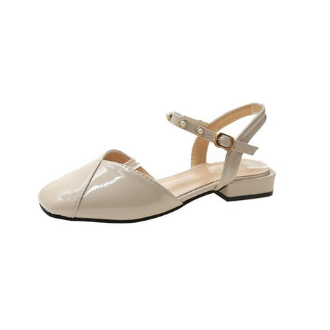 Off White Platform Sandals Shoes for Women 2021