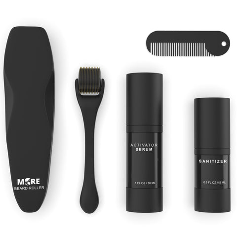 Men! The Beard Growth Kit