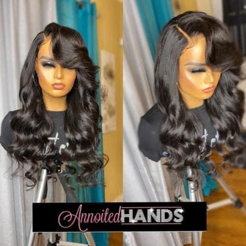 Create your Own Custom Transparent Lace Wig