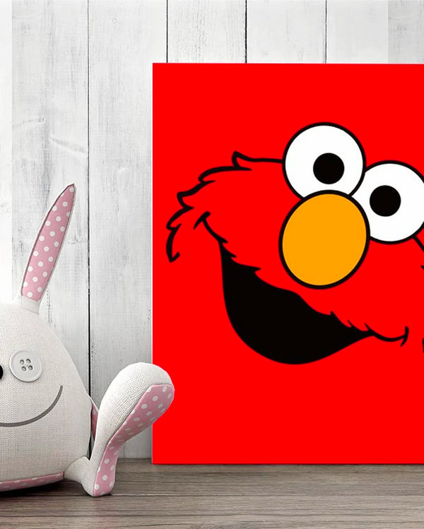 Canvas Buying Tips - 5 Cartoon Characters Wall Art For Kids' Room Decor