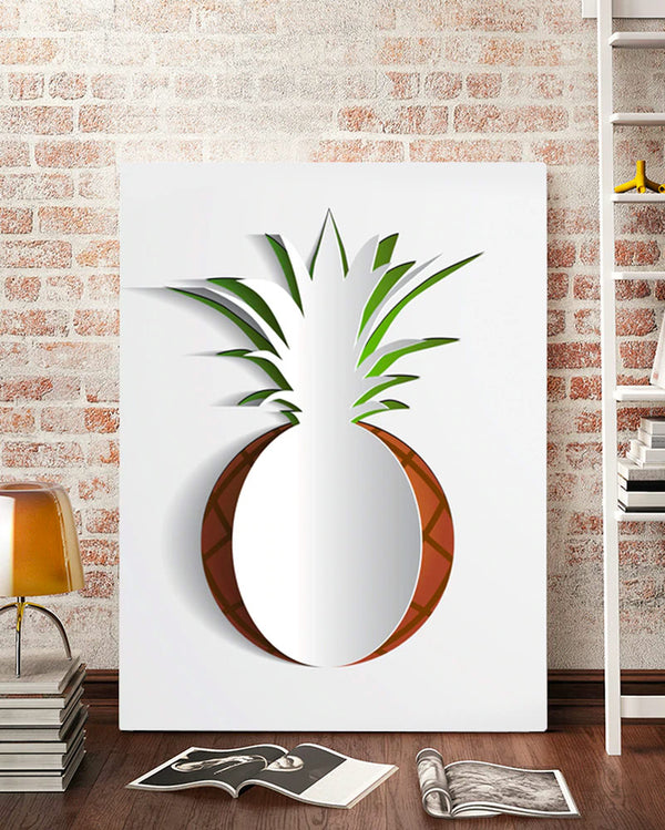 Hide Your Household Eyesores With Amazing Fruit Canvas Wall Art