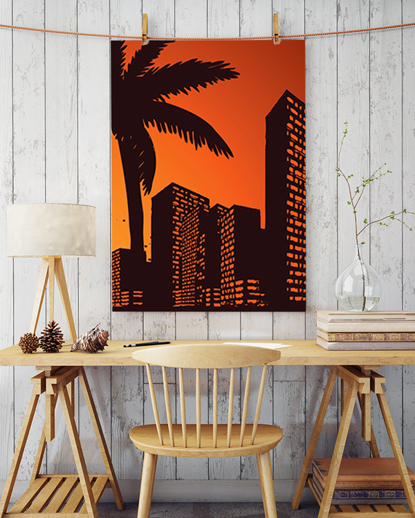 Artzee Designs - Modern Retro Urban Art