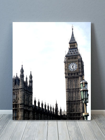 Big Ben London Canvas Art