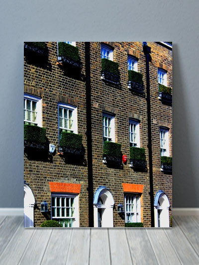 Lost in London Canvas Art