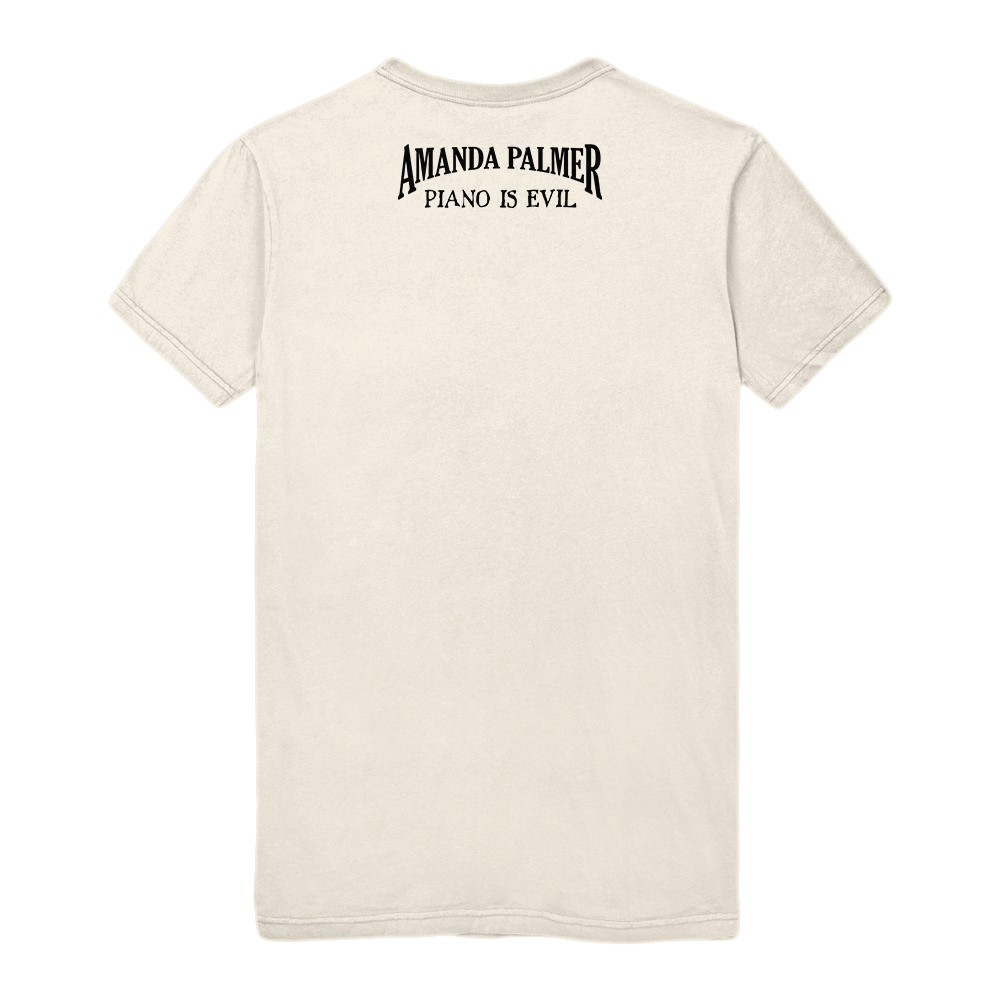 Fix Your Own Shit Women's CLEAN Tee (in Cream)