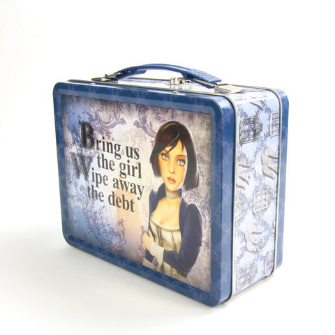 Elizabeth Lunch Tin