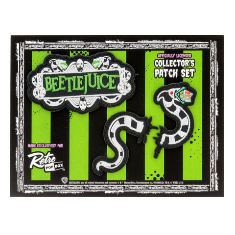 BeetleJuice Patch Set