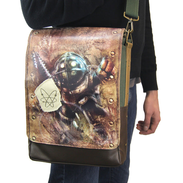 Big Daddy Messenger Bag