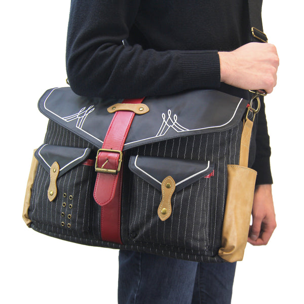 Booker DeWitt Messenger Bag