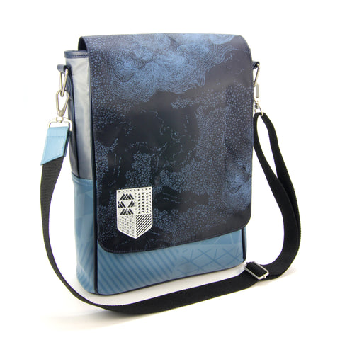 Destiny Guardian Crest Vertical Messenger Bag