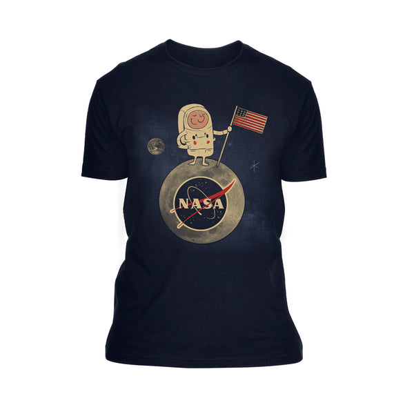 NASA Moon Landing T-Shirt- Women