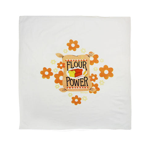 Flour Sack Towel - Flour Power