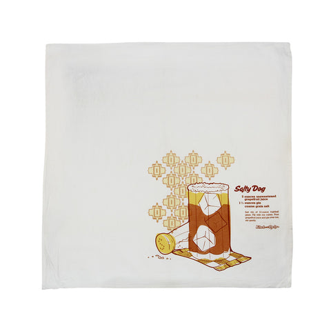 Flour Sack Towel - Salty Dog