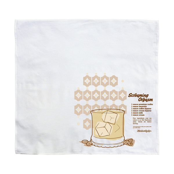 Flour Sack Towel - Screaming Orgasm