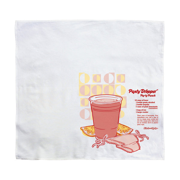 Flour Sack Towel - Panty Dropper