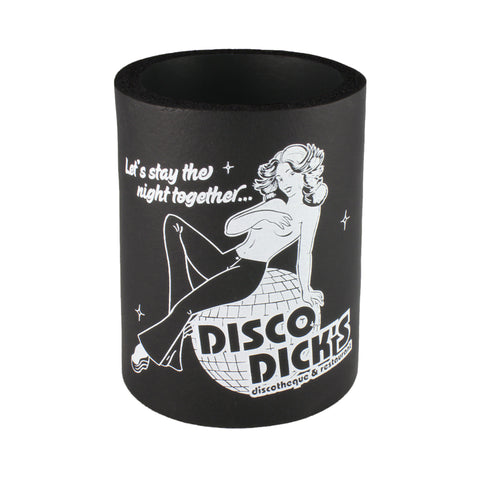Foam Koozie - Disco Dick's
