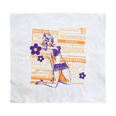 Flour Sack Towel - Sexy Food