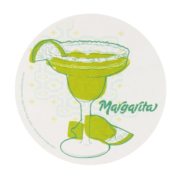 Reusable Pulpboard Coasters - Drinks