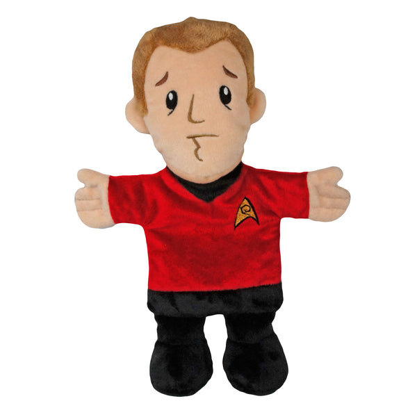 Red Shirt Plush Dog Toy