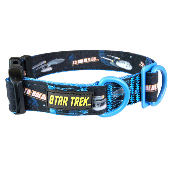 """To Boldly Go""™ Collar"