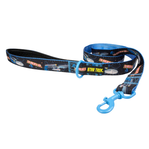 """To Boldly Go""™ Leash"