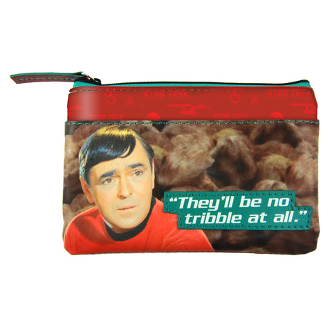Scotty's Tribble Trouble Coin Purse