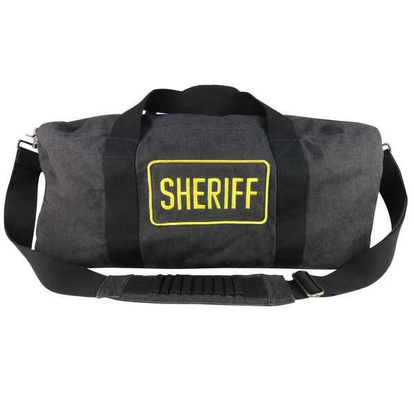 Rick's Sheriff Duffel Replica Bag