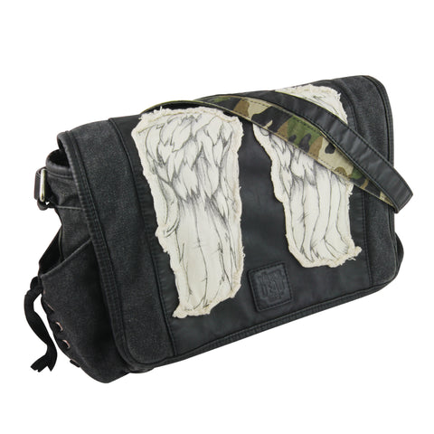 Daryl Wings Mini Messenger