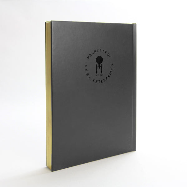 Captain's Log Journal/Hardcover