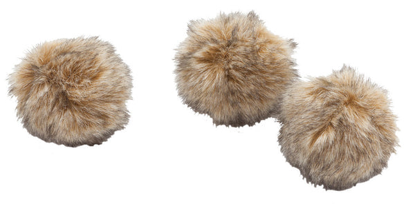 Tribble Cat Toy