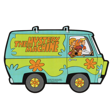 Scooby-Doo Mystery Machine Fridge Magnet