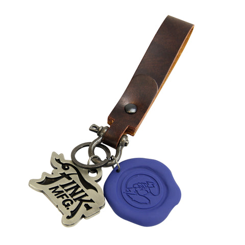 Shock Jockey/PVC Wax Seal Keychain