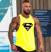Gorilla Wear Tops Gym Cotton Vest