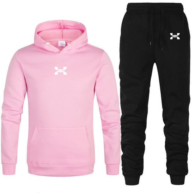 Women's Clothes Pullover Hoodies Pants