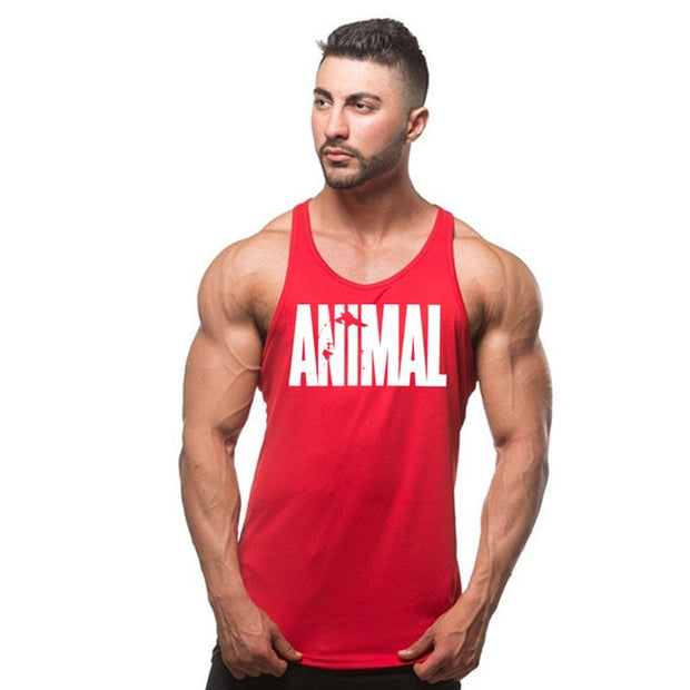 Beast Mode Bodybuilding Tank Top