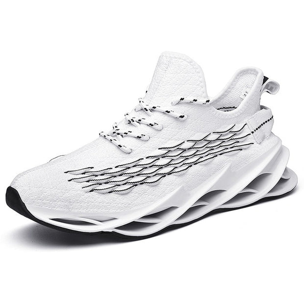 Damping Blade Cushioning Sport Shoes