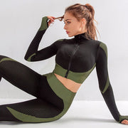 Workout Quick Dry Gym Suit