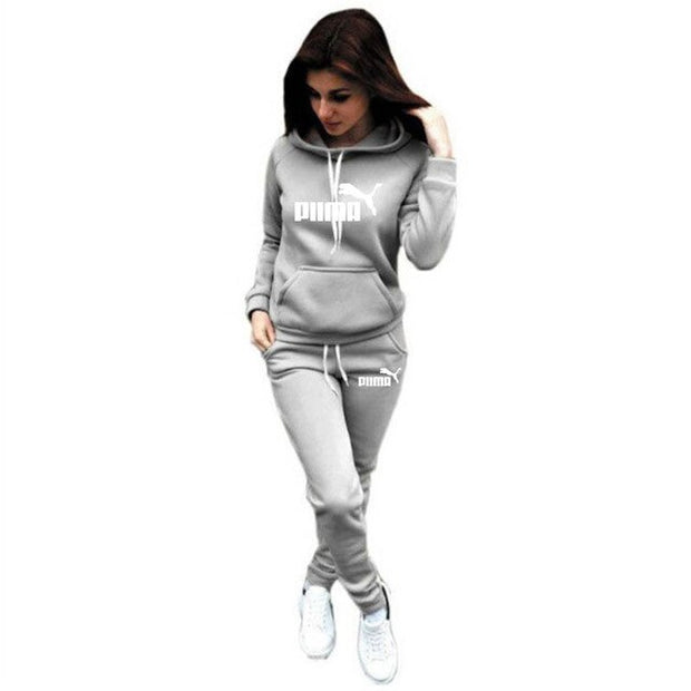 3 Piece Outfits Hoodies Suits