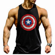 Skull Bodybuilding Fitness Stringer