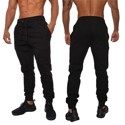 Skinny Sweatpants Trousers