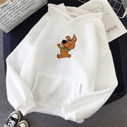Cute Dog Sweatshirt Hoodies