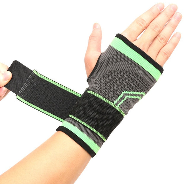 Protective Gear Weightlifting Bandage