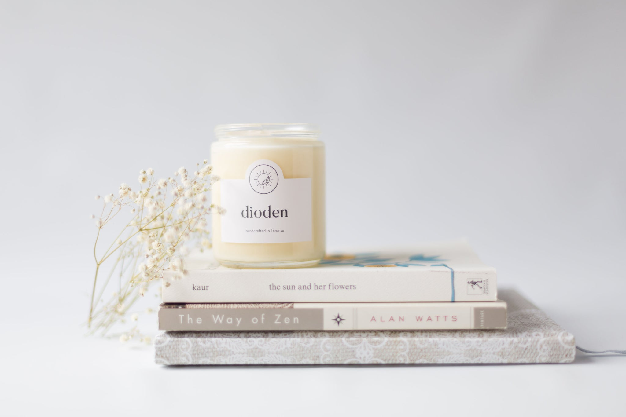 4 essentials candle combo