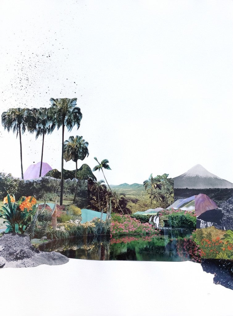 Meredith Earls_A Small Utopia_56x76cm