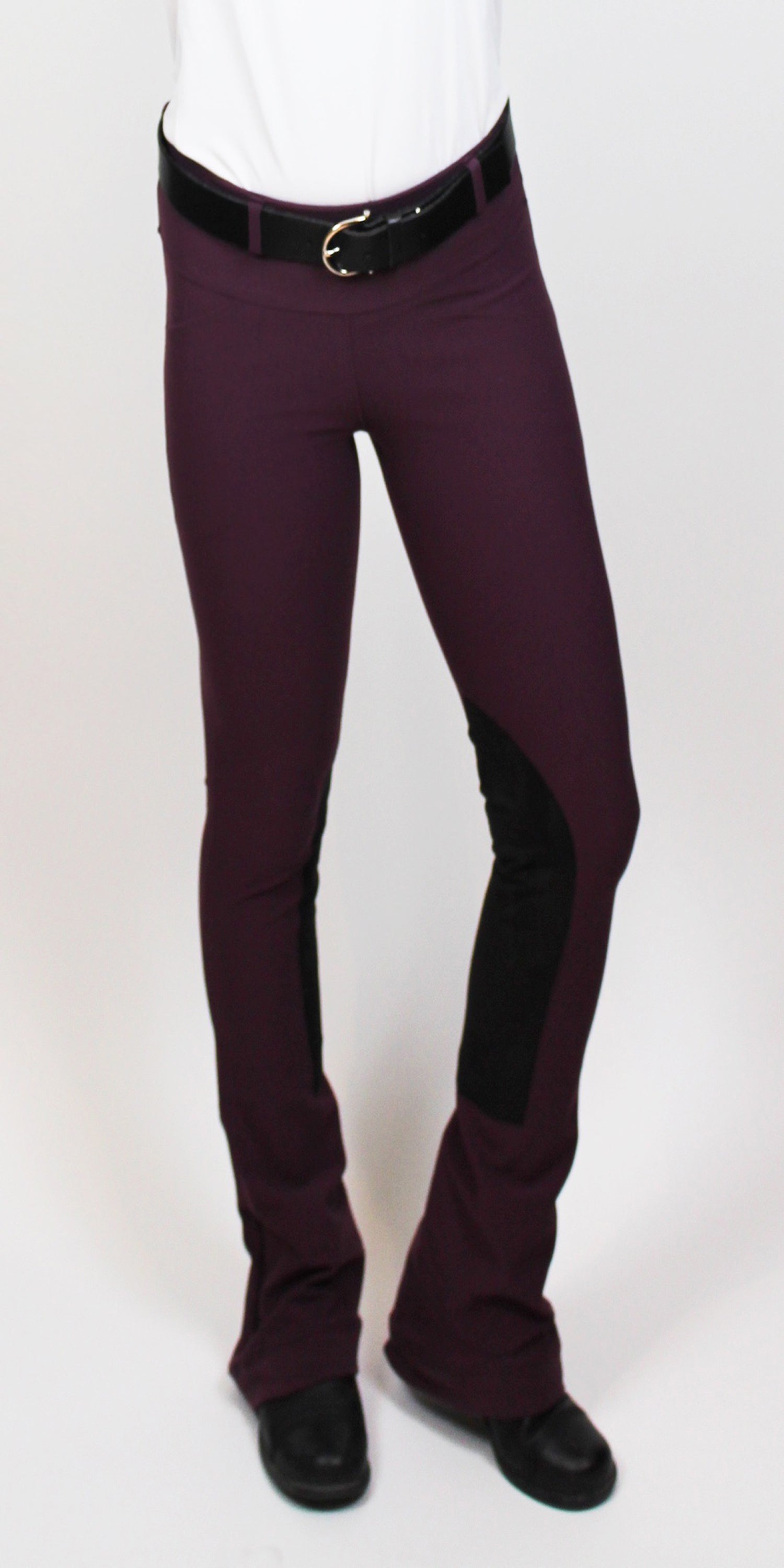 FALL 2018 Signature Knee Patch Jods Violet Columbine