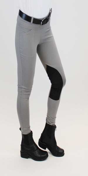 Signature Knee Patch Breeches Alaskite