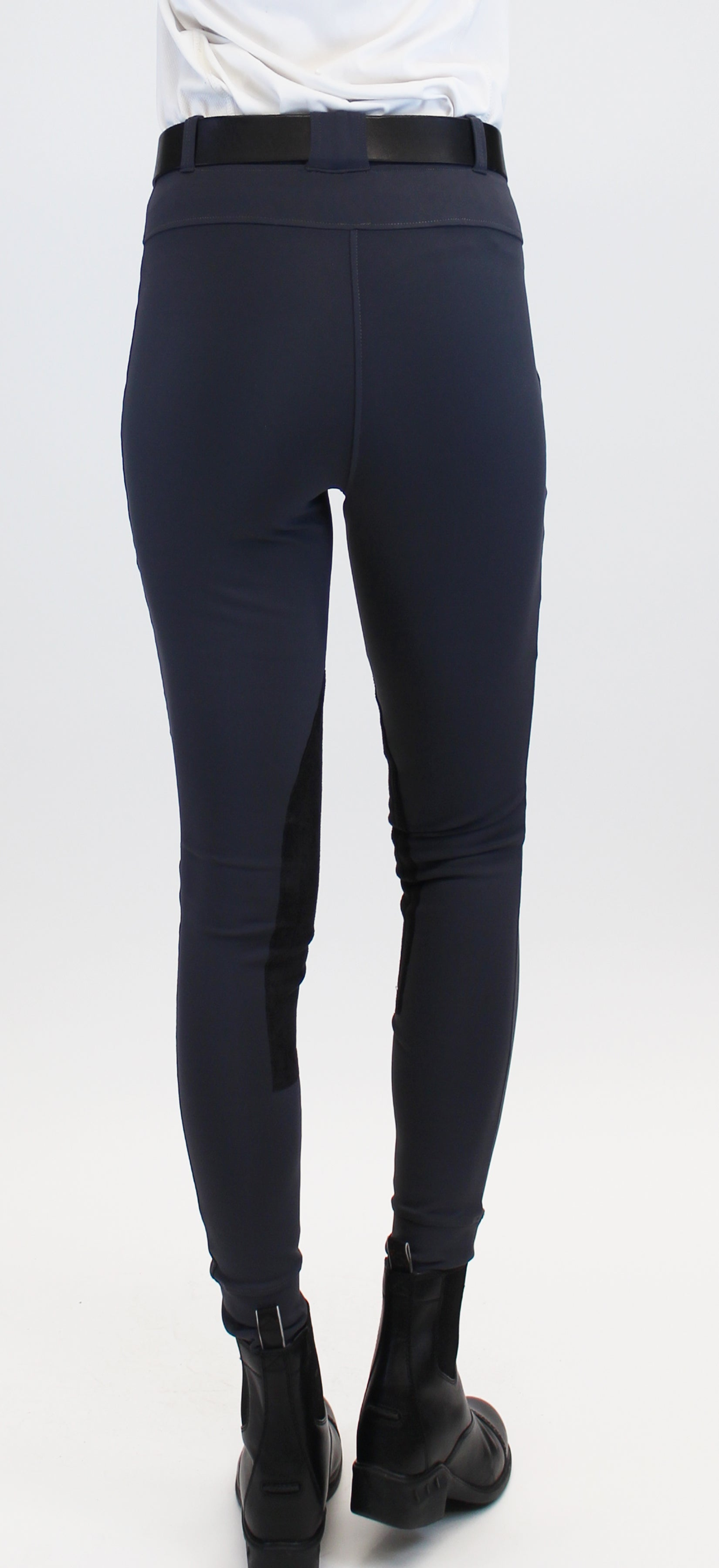 Signature Knee Patch Breeches Basalt