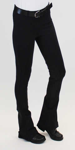 Signature Knee Patch Jods Black Lava