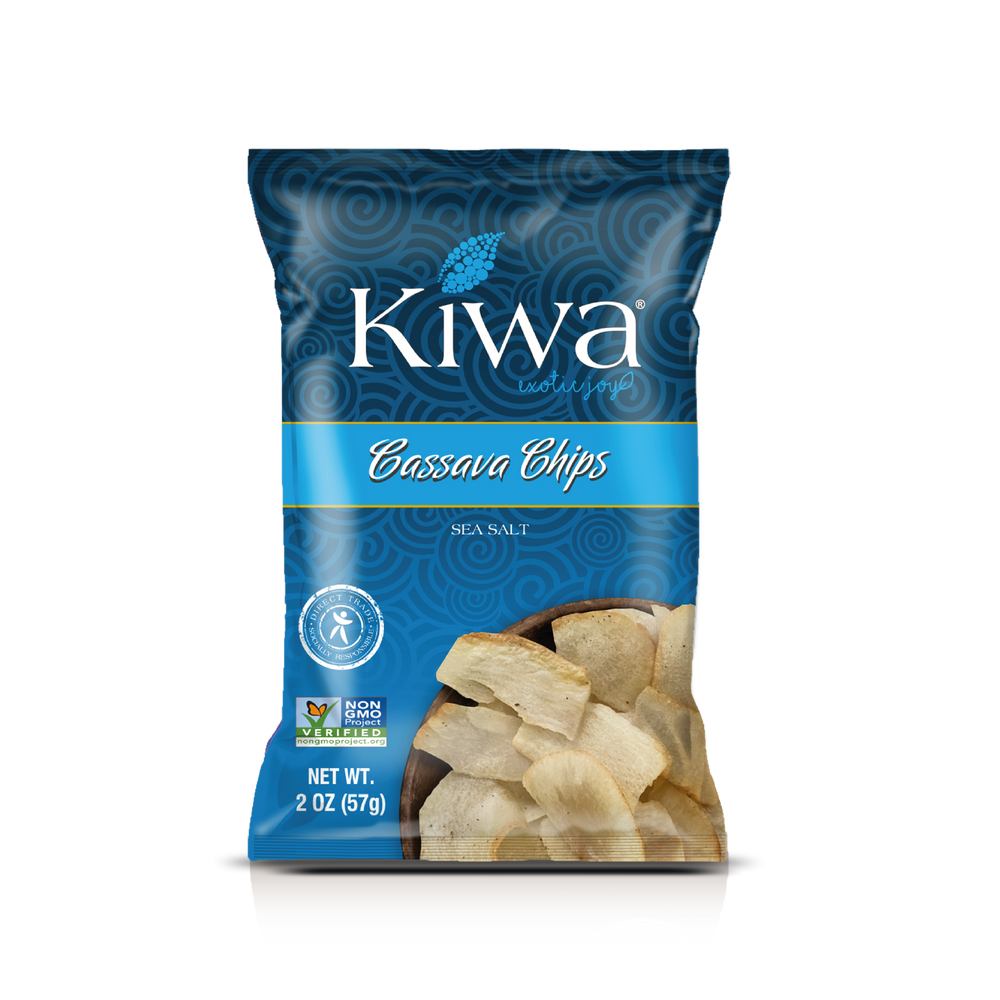 PACK OF CASSAVA CHIPS